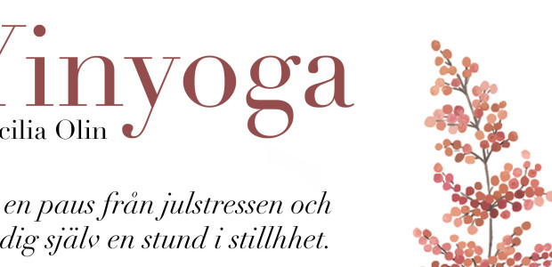 Yinyoga i jul
